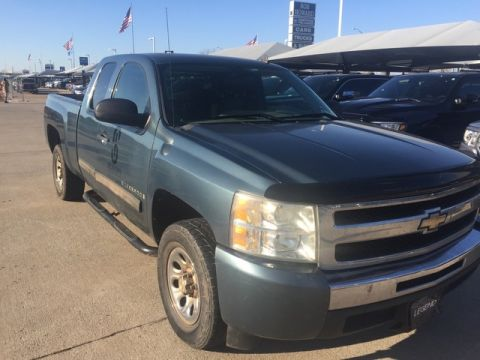 Pre-Owned 2009 Chevrolet Silverado 1500 LS | BOB HOWARD DODGE 405-936-8900