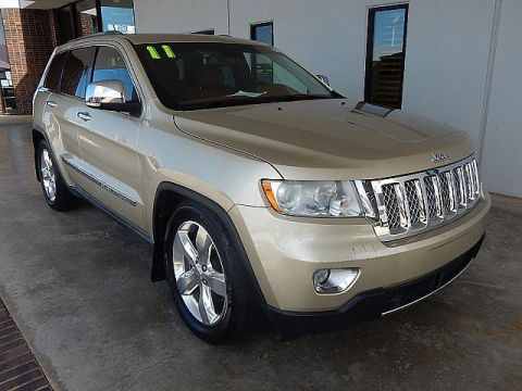 Pre-Owned 2011 Jeep Grand Cherokee Overland Summit | BOB HOWARD DODGE 405-936-8900