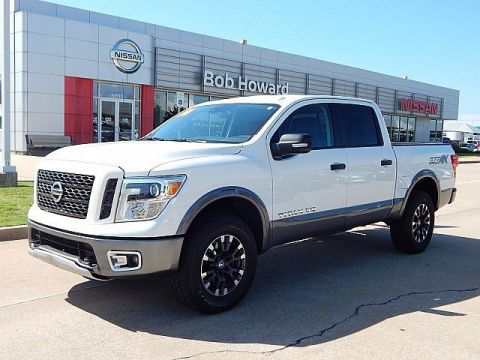 Pre-Owned 2018 Nissan Titan PRO-4X ***MANAGER SPECIAL***