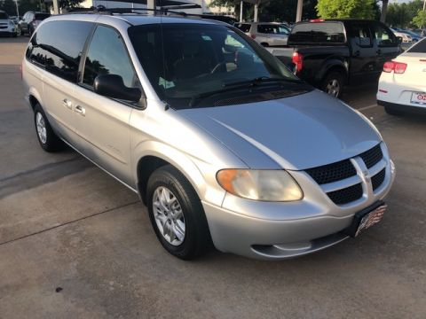 Pre-Owned 2001 Dodge Caravan Sport-CLEAN-DRIVES GREAT-CALL BOB HOWARD TOYOTA AT 405-936-8600