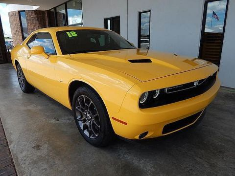 Pre-Owned 2018 Dodge Challenger GT | BOB HOWARD DODGE 405-936-8900