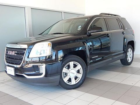 Pre-Owned 2016 GMC Terrain SLE CPO UNIT