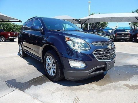 Pre-Owned 2017 Chevrolet Equinox ***LT***LOW MILES *** GAS SAVING SUV***