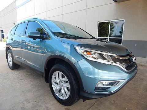 Pre-Owned 2015 Honda CR-V EX-L | ONLY AT BOB HOWARD ACURA CALL TODAY AT 405-753-8770!|
