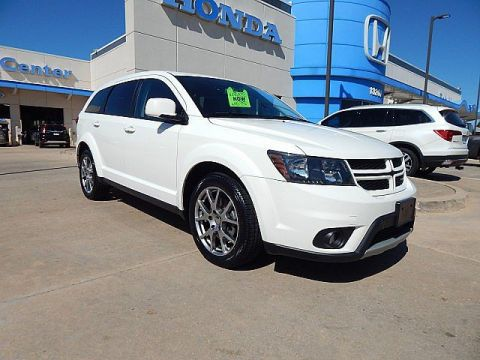 Pre-Owned 2016 Dodge Journey R/T | BH Honda! | 405-753-8700 | 3RD ROW!