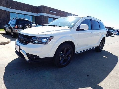 Pre-Owned 2018 Dodge Journey Crossroad | BOB HOWARD DODGE 405-936-8900
