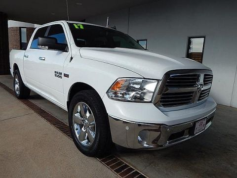 Certified Pre-Owned 2017 Ram 1500 Big Horn | POWER SEAT | ALLOYS | BACKUP CAM