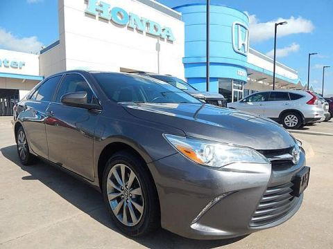 Pre-Owned 2016 Toyota Camry XLE | BH Honda! | 405-753-8700