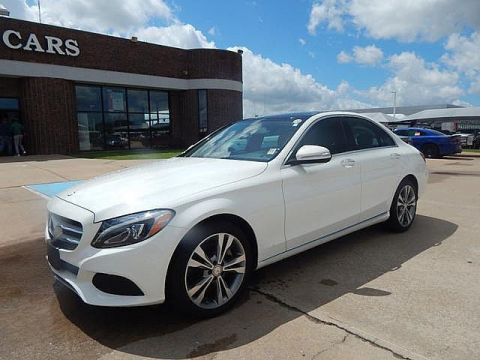 Pre-Owned 2015 Mercedes-Benz C-Class C 300 | BOB HOWARD DODGE 405-936-8900