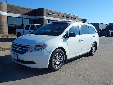 Pre-Owned 2012 Honda Odyssey EX-L | BOB HOWARD DODGE 405-936-8900