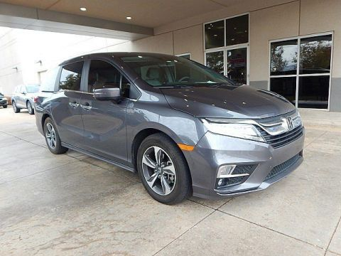 Pre-Owned 2018 Honda Odyssey Touring | ONLY AT BOB HOWARD ACURA CALL TODAY AT 405-753-8770!|