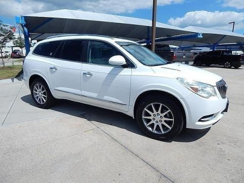 Pre-Owned 2016 Buick Enclave Convenience SP Honda 918-491-0100