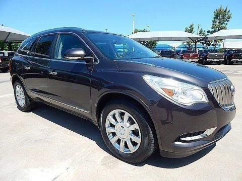 Pre-Owned 2015 Buick Enclave Premium***LEATHER***BACK UP CAMERA***SUNROOF***SP CHEVY 918-481-8000