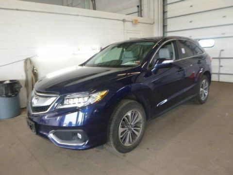 Pre-Owned 2016 Acura RDX Advance Pkg SP Honda 918-491-0100