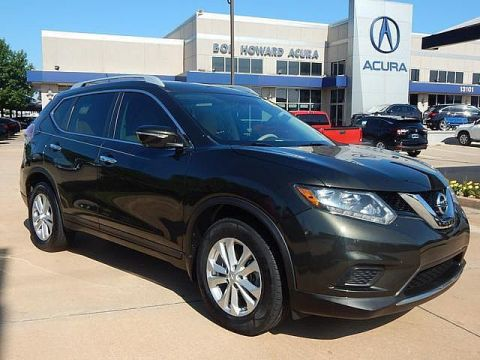 Pre-Owned 2015 Nissan Rogue S | ALL THE FEATURES | ONLY AT BOB HOWARD ACURA CALL TODAY AT 405-753-8770!|