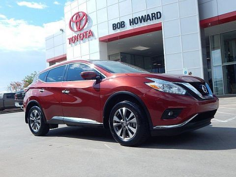 Pre-Owned 2017 Nissan Murano SL***CALL BH TOYOTA**405-936-8600**