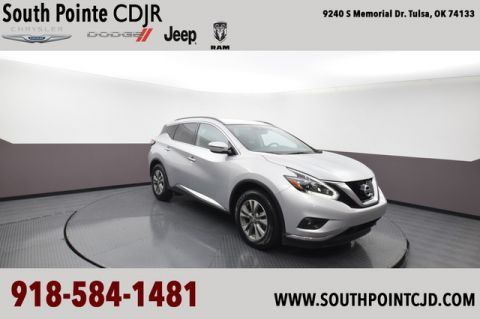 Pre-Owned 2018 Nissan Murano SV | SOUTH POINTE DODGE |