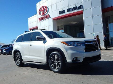 Pre-Owned 2016 Toyota Highlander XLE****CALL BH TOYOTA**405-936-8600**