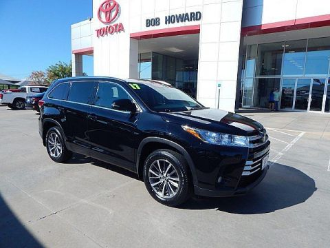 Pre-Owned 2017 Toyota Highlander XLE****CALL BH TOYOTA**405-936-8600**