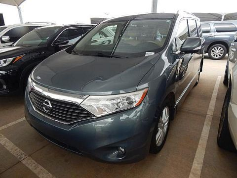 Pre-Owned 2013 Nissan Quest LE***CALL BH TOYOTA**405-936-8600***
