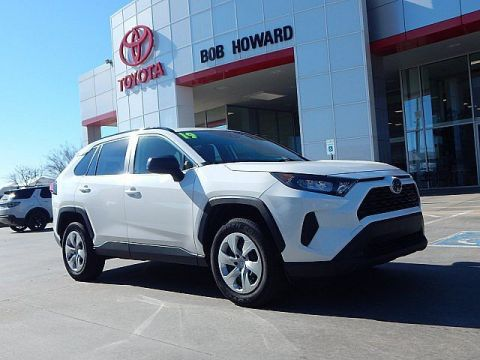 Pre-Owned 2019 Toyota RAV4 LE**CALL BH TOYOTA**405-936-8600**