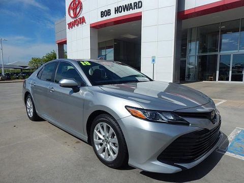 Pre-Owned 2018 Toyota Camry LE***CPO***CALL BH TOYOTA***405-936-8600***