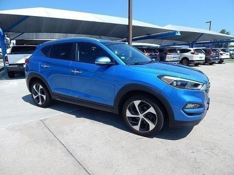 Pre-Owned 2016 Hyundai Tucson Limited SP Honda 918-491-0100
