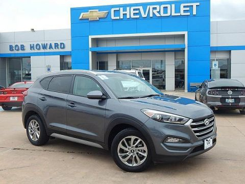 Pre-Owned 2018 Hyundai TUCSON | BOB HOWARD CHEVROLET 405-748-7700 | CLEAN CAR FAX | ONE OWNER | SEL | SAVE OVER NEW | PREMIUM WHEELS | CHECK IT OUT!!! |