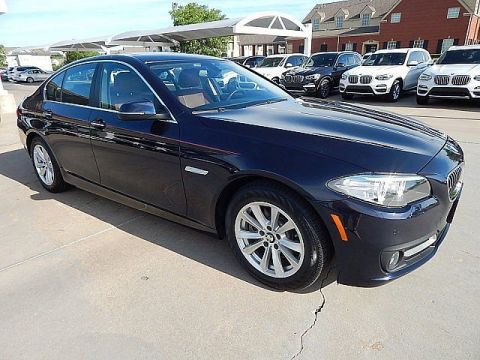 Pre-Owned 2016 BMW 5 Series 528i**HEADS UP! NAVIGATION! MUCH MORE!**