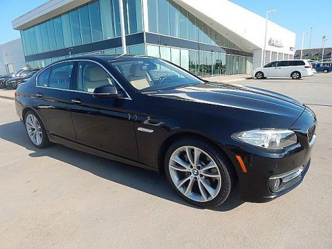 Pre-Owned 2016 BMW 5 Series 535i **LUXURY LINE, DRIVERS ASSIT, LUXURY SEATING**